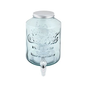 Zásobník na vodu z recyklovaného skla Ego Dekor Coca-Cola, 5 l