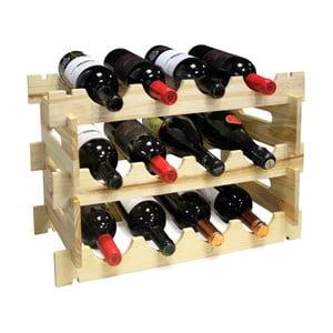 Drevená polica na vinné fľaše Vin Bouquet Wine