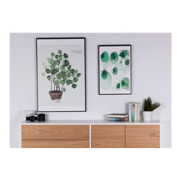 Obraz sømcasa Flowerina, 60 × 90 cm