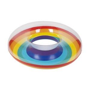 Nafukovací kruh pre dospelých Sunnylife Rainbow