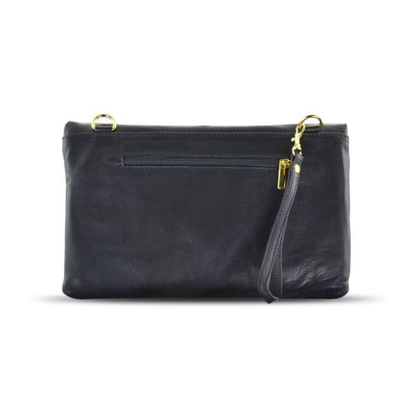 Listová kabelka Mia Noir