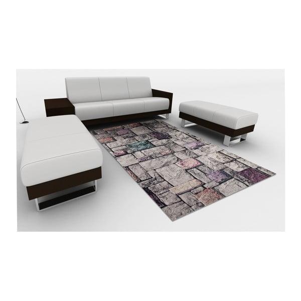 Odolný koberec Vitaus Jack, 50×80 cm