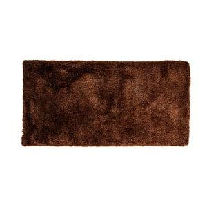 Tmavohnedý koberec Cotex Donare, 90 × 160 cm