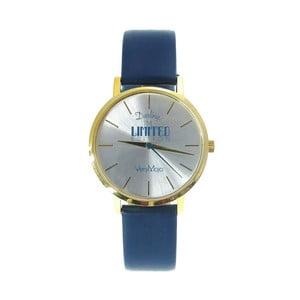 Hodinky VeryMojo Limited Edition, modré