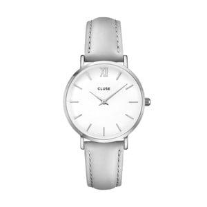 Hodinky Minuit White/Grey