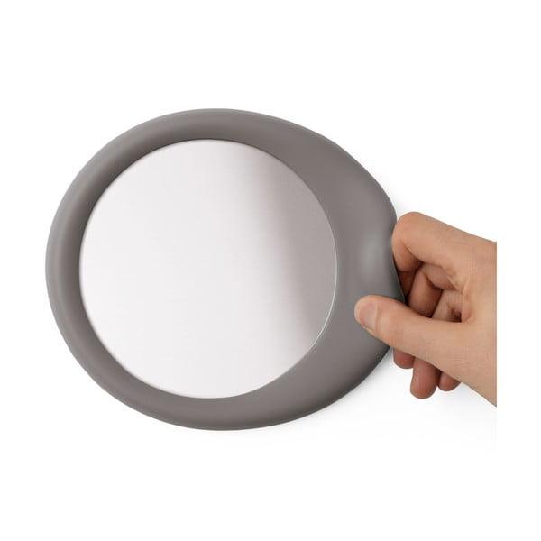 Samodržiace zrkadlo Eclisse Shadow Grey