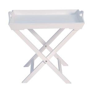 Odkladací stolík White Side Table