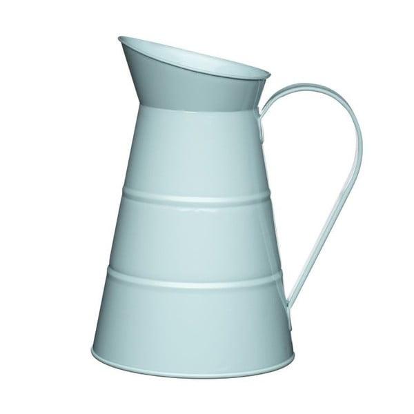 Modrý džbán na vodu Kitchen Craft Living Nostalgia, 2,3l