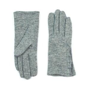 Sivé rukavice Jeanne