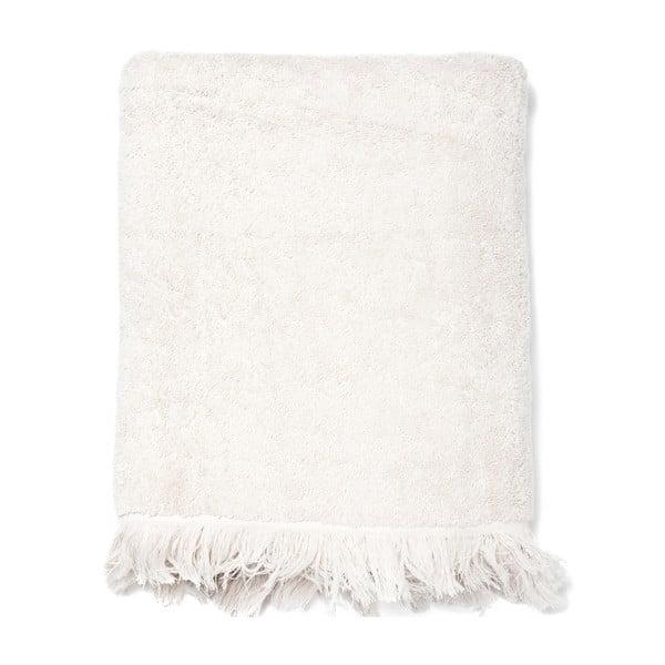 Set 2 krémových bavlnených uterákov a2osušiek Casa Di Bassi Bath