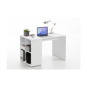 Biely pracovný stôl 13Casa Gabe