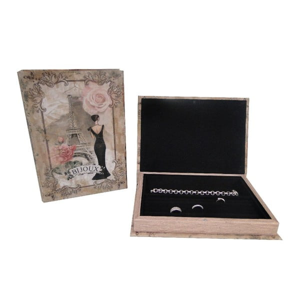Box na šperky Bijoux