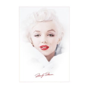 Fotoobraz Marilyn Signature, 51x81 cm