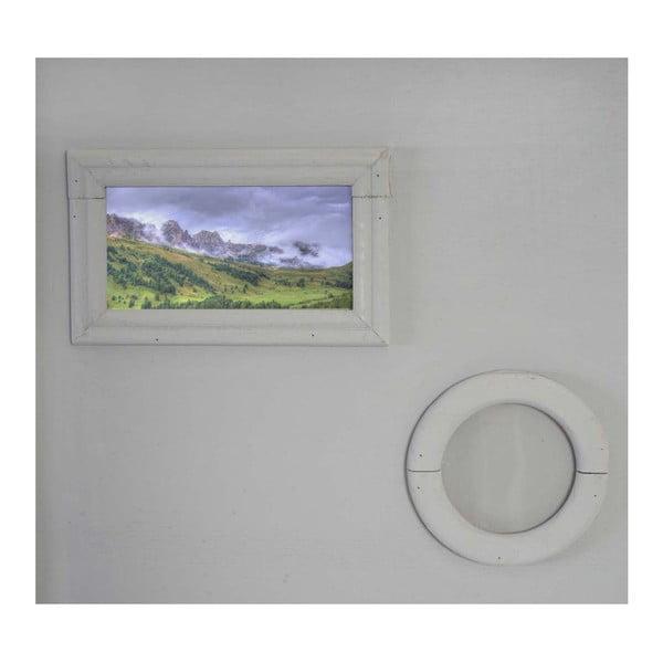 Paraván Picture Frames Grey, 161x170 cm
