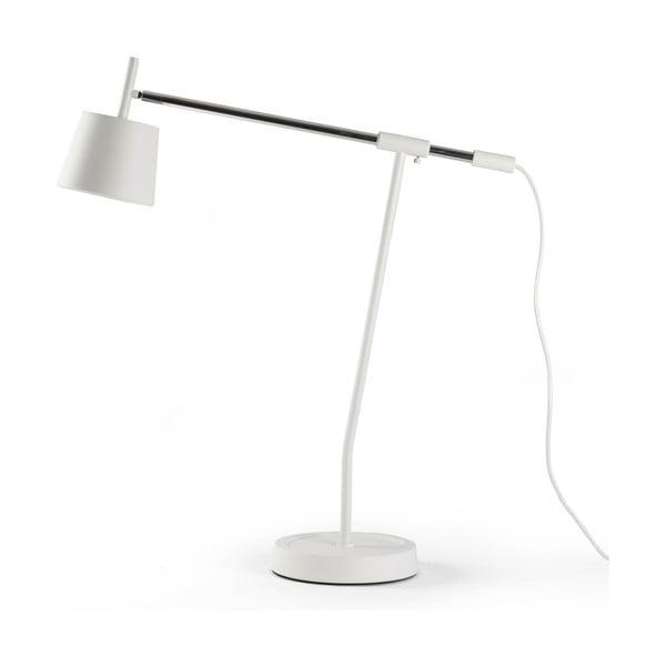 Stolová LED lampa Mic White