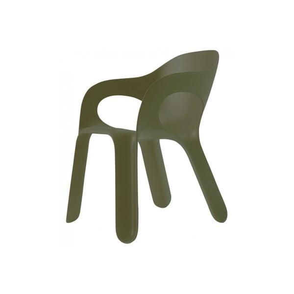 Zelená rozložiteľná stolička Magis Easy