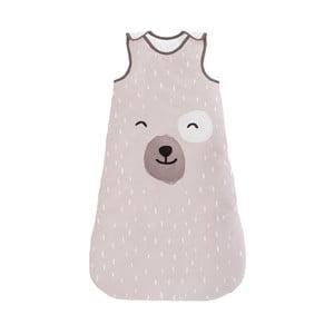 Dojčenský spací vak Tanuki Smiling Bear, dĺžka 90 cm