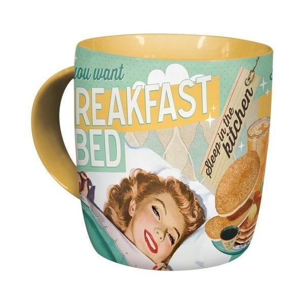 Keramický hrnček Postershop Breakfast