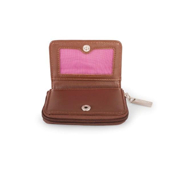 Peňaženka na mince Skpa-T Purple, 11x7 cm