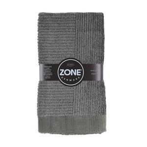 Sivý uterák Zone, 100x50cm