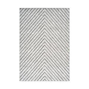 Svetle sivý koberec Kayoom Layou, 120 x 170 cm