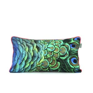 Bavlnená obliečka na vankúš HF Living Peacock 50 x 30 cm