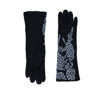 Čierne dámske rukavice Art of Polo Elsa