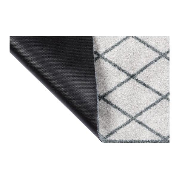 Sivá rohožka Zala Living Scale, 50×70 cm
