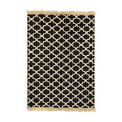 Tmavomodrý koberec Ya Rugs Tee, 60×90cm