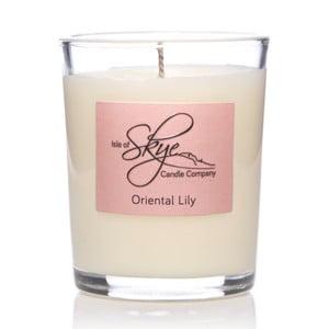 Sviečka s vôňou ruže, bergamotu a mandarínky Skye Candles Container, dĺžka horenia 12 hodín