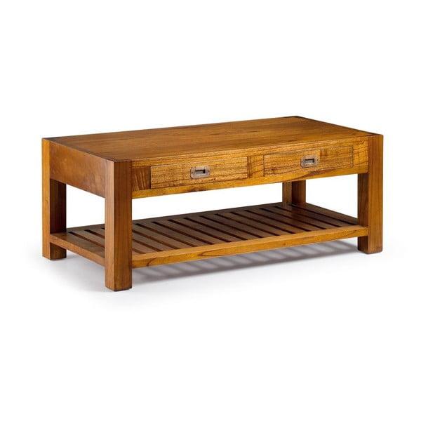 Konferenčný stolík z dreva mindi Moycor Star Coffee, dlžka 120 cm