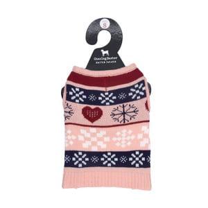 Pletený sveter pre psa Tri-Coastal Design Chasing Baxter, veľkosť S