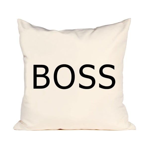 Vankúš Boss, 50x50 cm