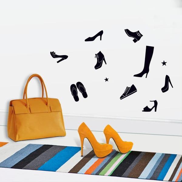 Dekoratívna samolepka Eurographics One Shoe