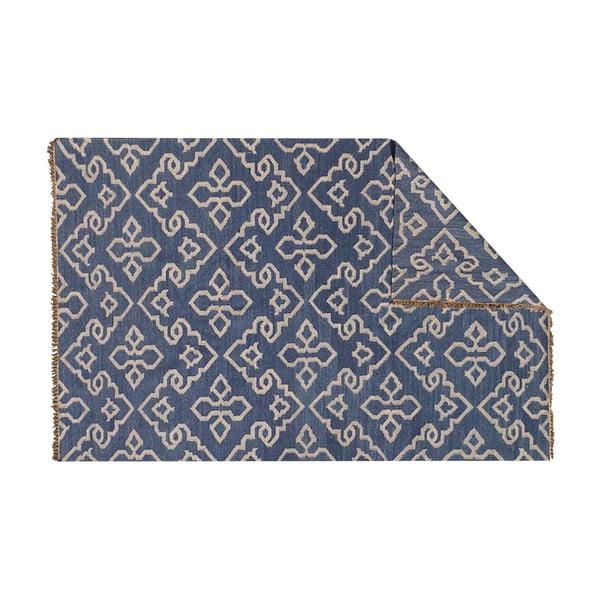 Ručne tkaný koberec Kilim D no.722, 155x240 cm