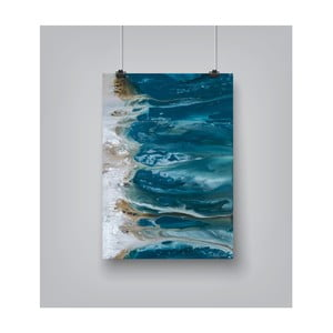 Plagát Americanflat Ambiance of the Ocean, 42x30cm