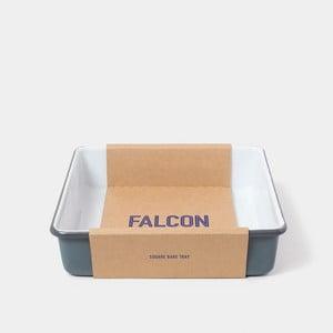 Sivá smaltovaná zapekacia misa Falcon Enamelware