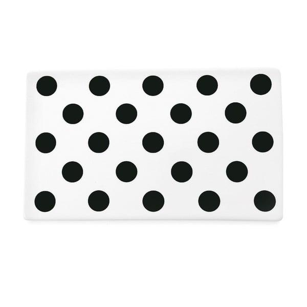 Keramická doštička Black Dots