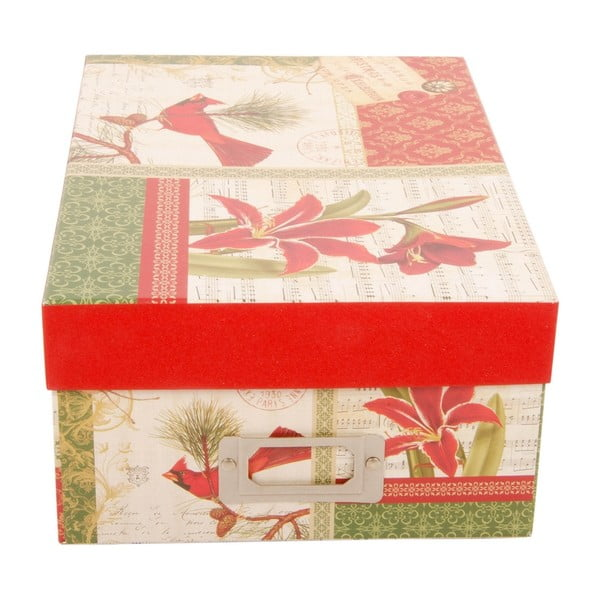 Úložná krabička Red Bird