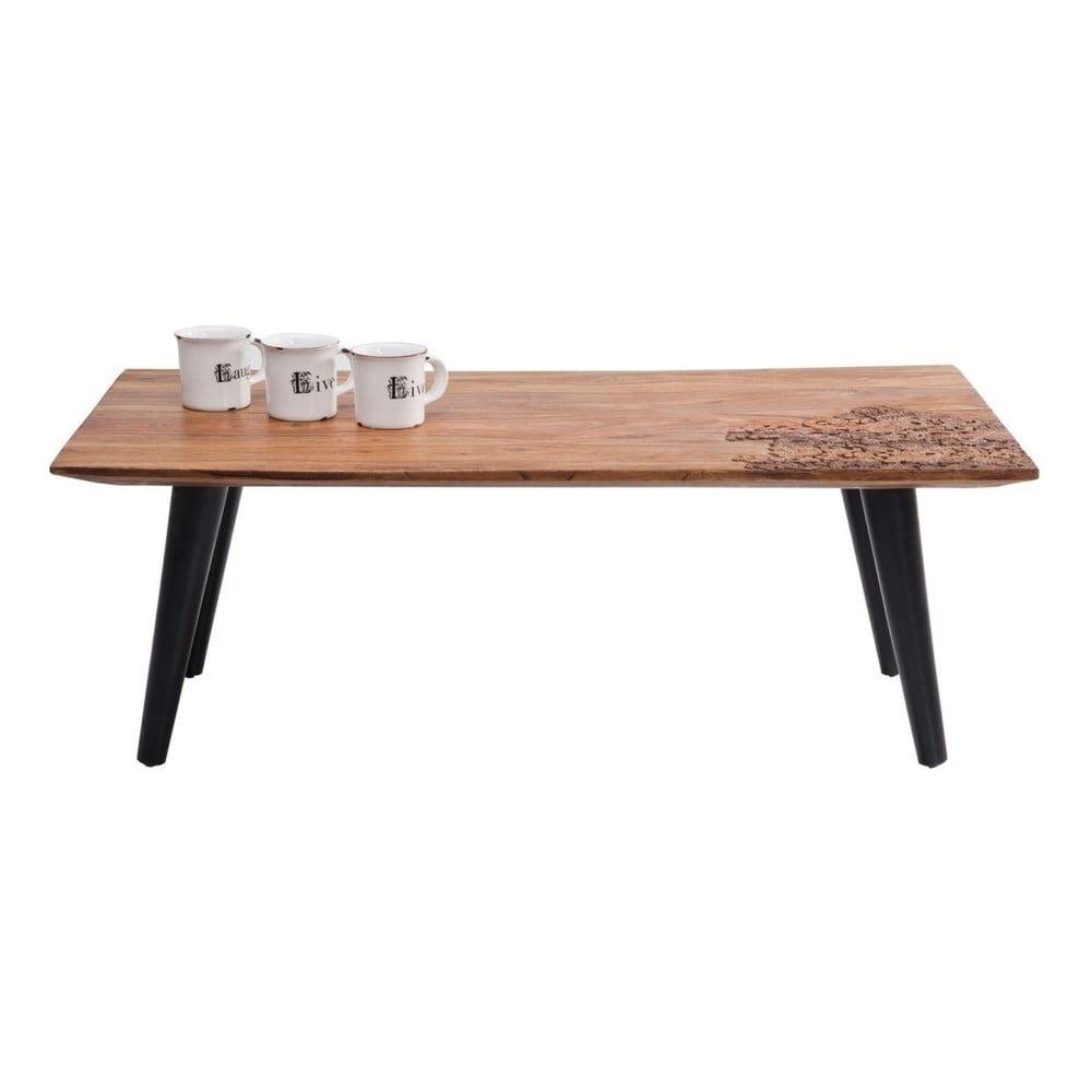 Drevený odkladací stolík Kare Design Rodeo, 110 x 60 cm