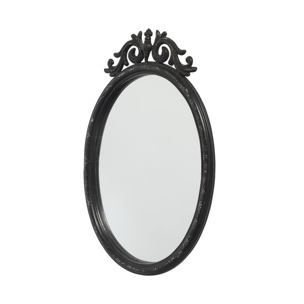 Čierne zrkadlo Nordal Baroque