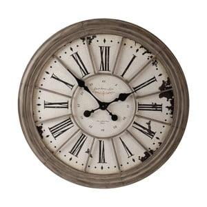 Sivé hodiny Antic Line Pendulum,⌀69cm