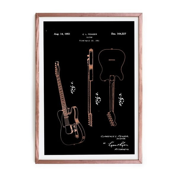 Obraz Really Nice Things Fender Guitar 2