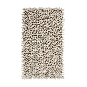 Béžová kúpeľňová predložka  Rocca, 60 x 100 cm