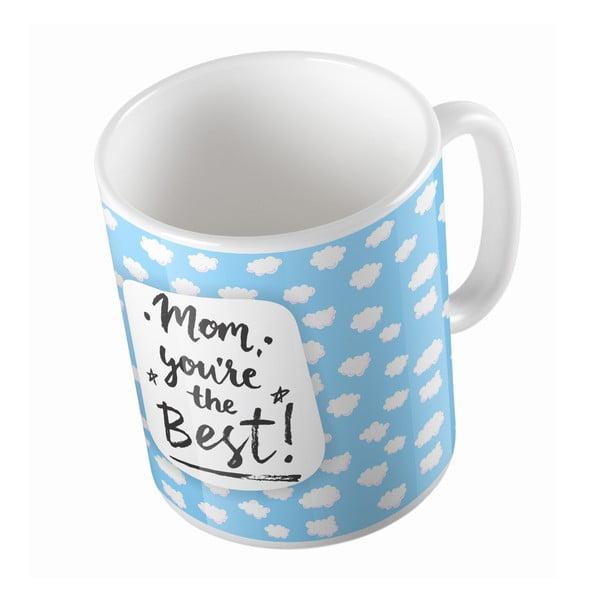Keramický hrnček Best Mom, 330 ml