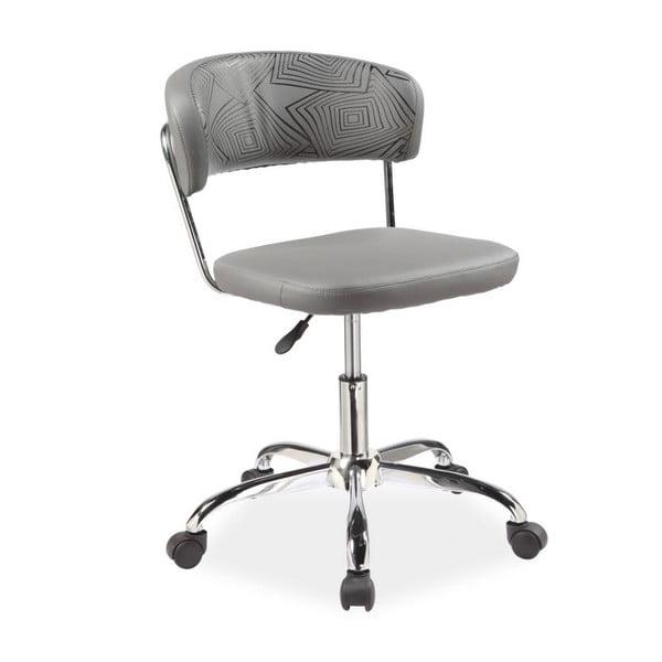 Pracovná stolička Office Grey
