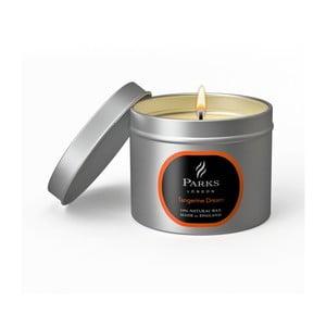 Sviečka s vôňou citrusov Parks Candles London Tangerine Dream, 25 hodín horenia
