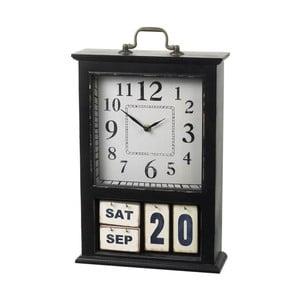 Nástené hodiny s kalendárom Classic