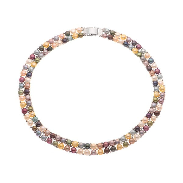 Náhrdelník s riečnymi perlami Priscilla