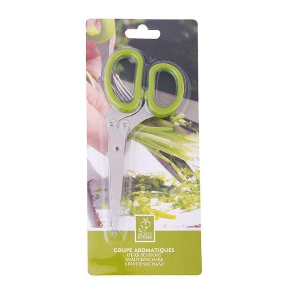 Nožnice na bylinky Esschert Design Home Salad, dĺžka 28 cm
